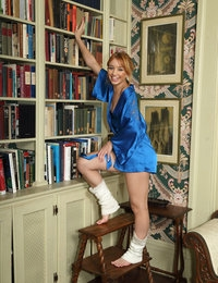 Leg Warmers featuring Aurora Zvezda by Als Photographer