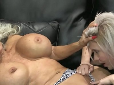 please mom lick my pussy Sally D'angelo  Olivia Kassidy