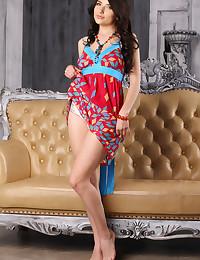 Brunette Beauty featuring Niemira by Antonio Clemens