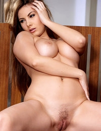 Gaze at Conny's amazing body while she gets it on for your greatest enjoyment.