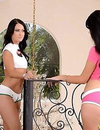 Watch WeLiveTogether scene Savor The Flavor featuring Britt Sheilds Browse FREE pics of Britt Sheilds from the Savor The Flavor porn video now