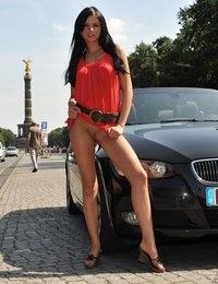 Eroberlin Monika Benz first time porn Berlin