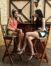 Petites Play featuring Daniella Rose & Gina Gerson by Als Photographer