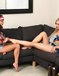 Watch WeLiveTogether scene Country Lust featuring Alli Rae Browse FREE pics of Alli Rae from the Country Lust porn video now