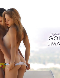Uma Jolie & Goldie are a pair made for each other
